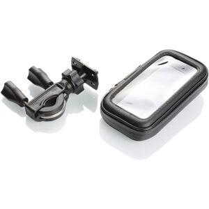 Booster Porte-smartphone Noir taille : L - Publicité
