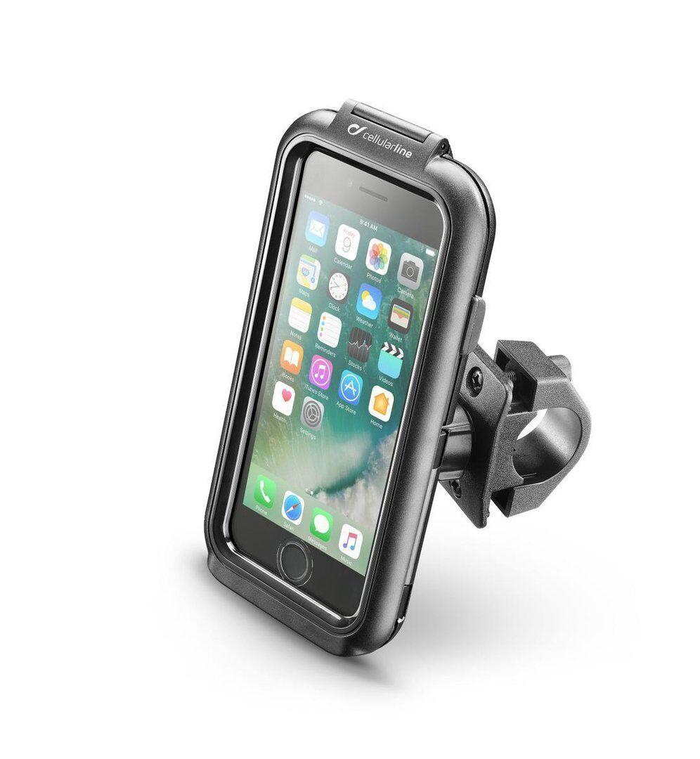 Interphone Icase Iphone 8 Plus / Iphone 7 Plus / Iphone 6/6S Plus / Huawei titulaire Noir taille : unique taille