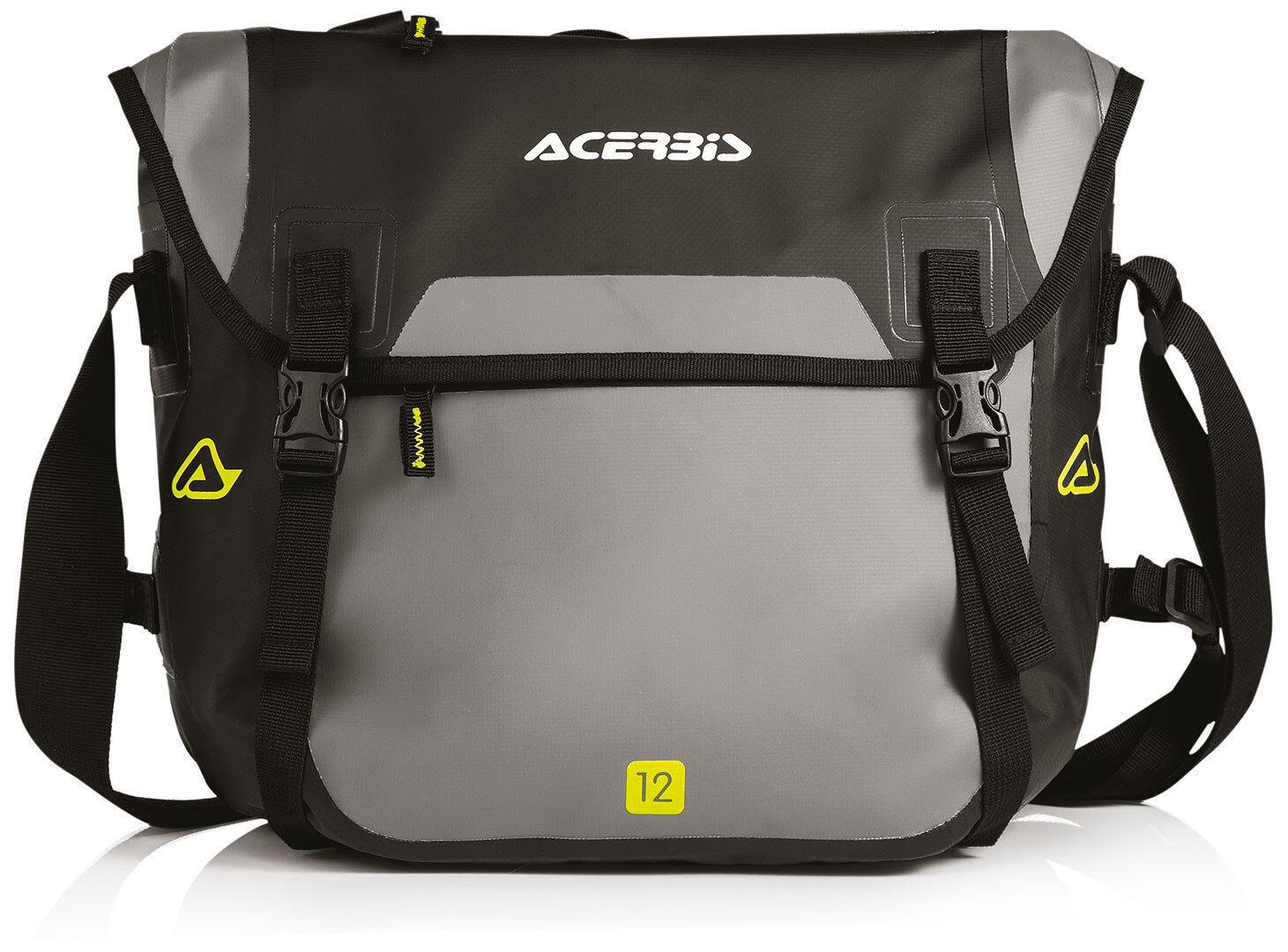 Acerbis No Water sac Noir Gris taille : S 11-20l