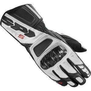 Spidi STR-5 Gants Noir Blanc 2XL