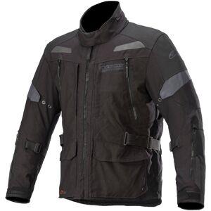 Alpinestars Valparaiso V3 Drystar Veste textile de moto Noir XL