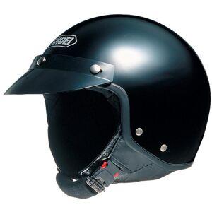 SHOEI S-20 Jet casque noir Noir taille : XS - Publicité