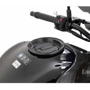 GIVI BF Tanklock System for TANKLOCK Tankbags Système Tanklock pour tankbags TANKLOCK Noir taille : unique taille - Publicité