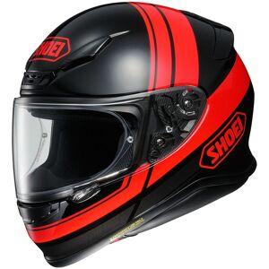 Shoei NXR Philosopher casque Noir Rouge taille : S - Publicité