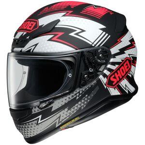 Shoei NXR Variable casque Noir Rouge taille : M - Publicité