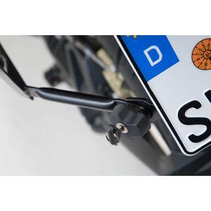 SW-Motech Antivols pour support latéral PRO - Fonction QUICK-LOCK. 2 antivols et 2 clés. taille : - Publicité