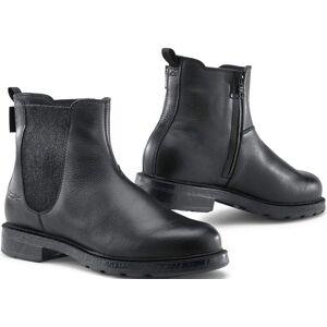 TCX Staten Chaussures de moto imperméables Noir Gris taille : 41 - Publicité