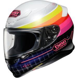 Shoei NXR Zork casque Multicolore taille : 2XL - Publicité