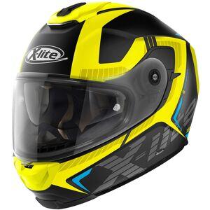 X-Lite X-903 Evocator N-Com casque Noir Jaune taille : XL - Publicité