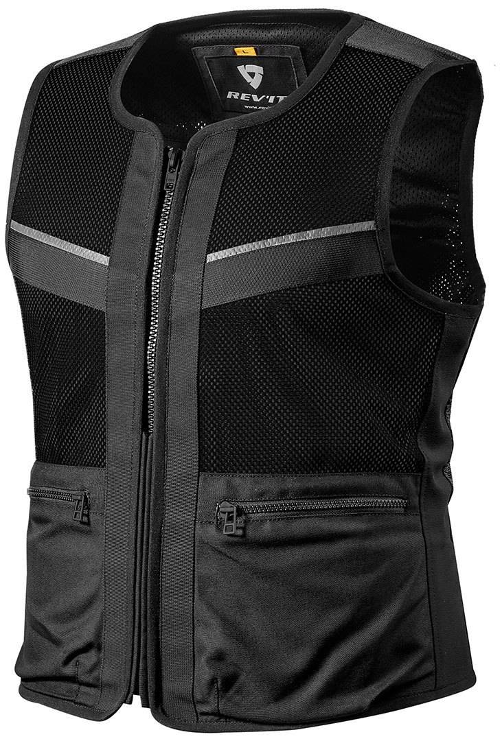 Revit Force Gilet Noir 2XL