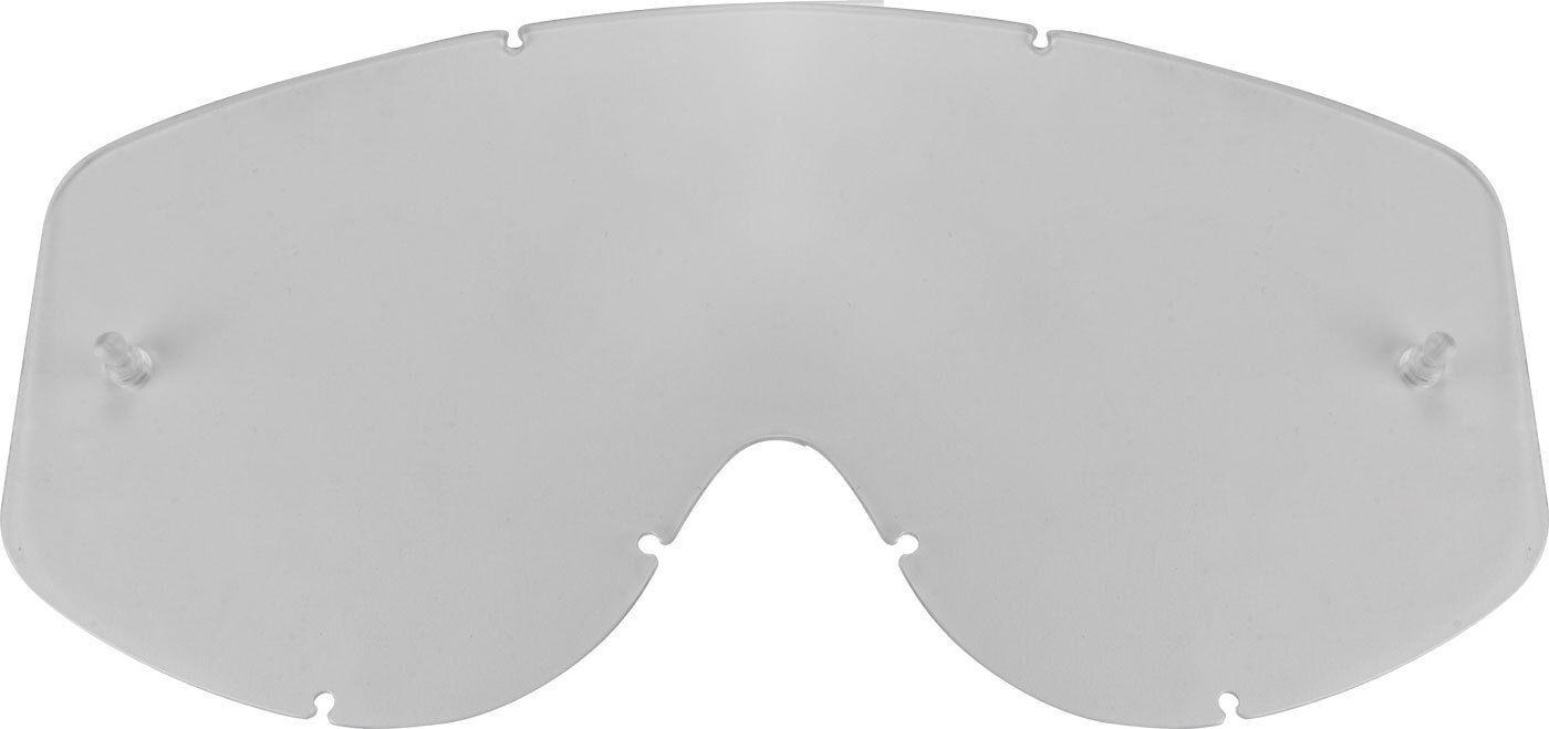 Scorpion Lentille de lunettes transparent