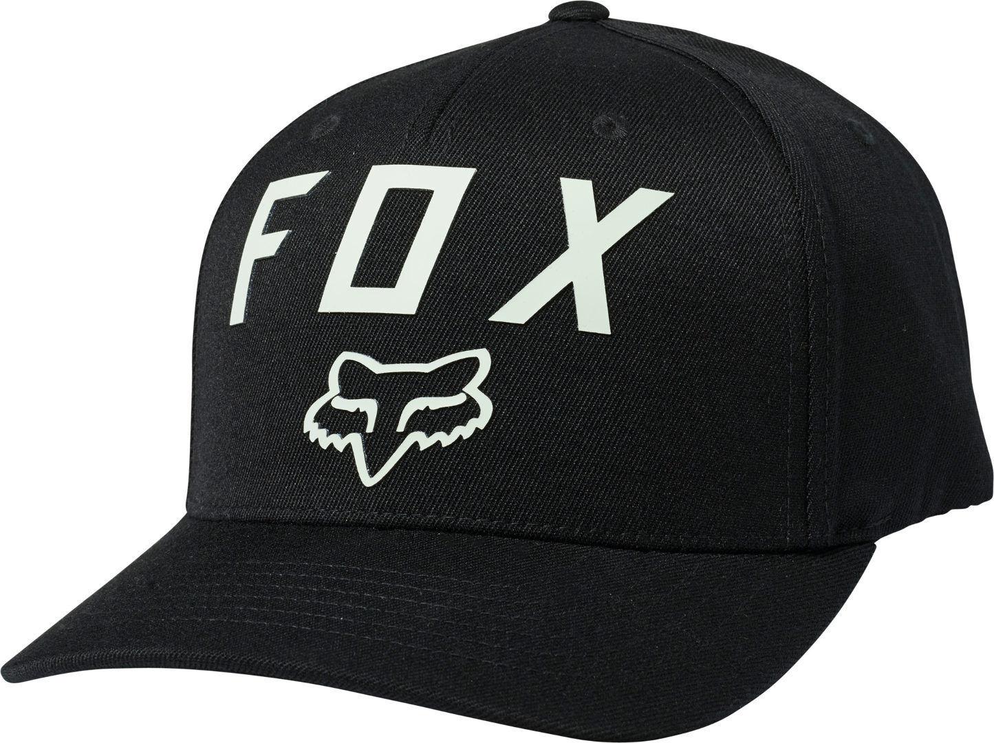 FOX Number 2 Flexfit Chapeau Vert S M