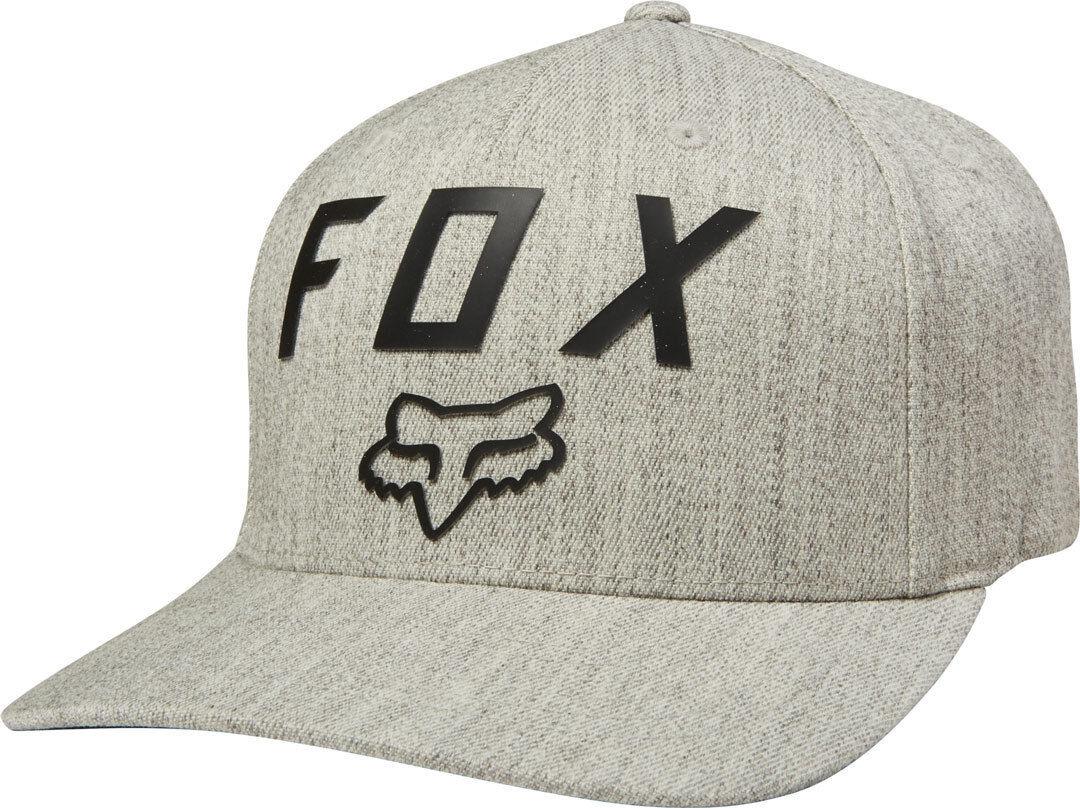 FOX Number 2 Flexfit Chapeau Gris S M