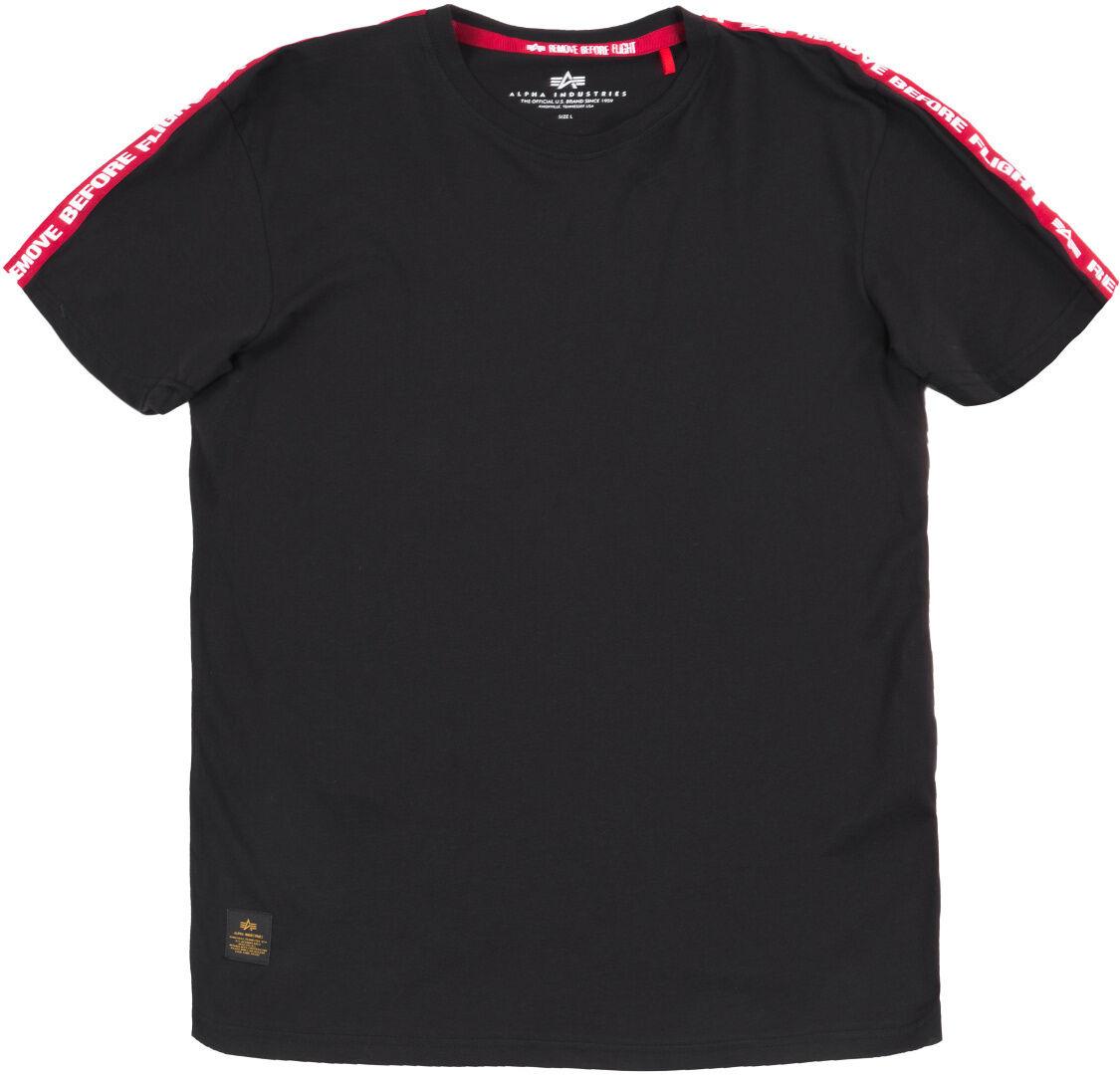 Alpha Industries RBF Tape T-Shirt Noir L