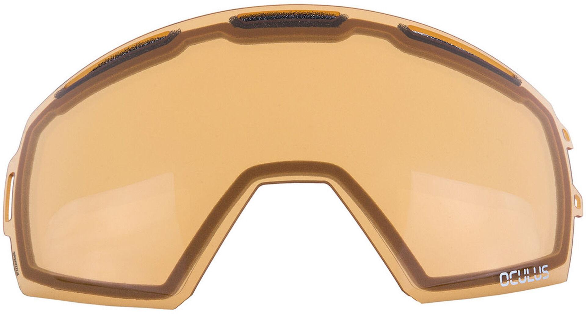 Klim Oculus Lentille de rechange teintée Orange unique taille