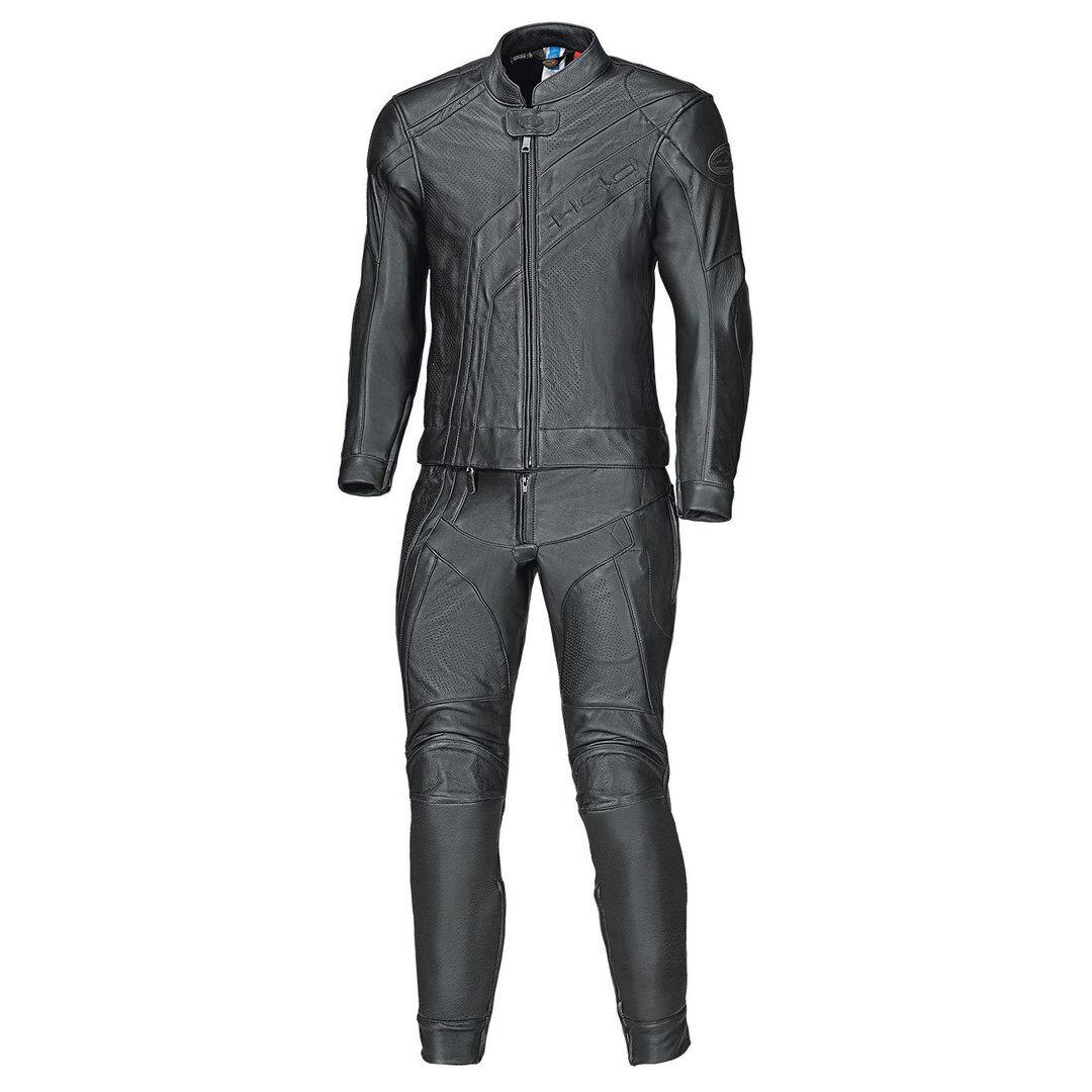 held medalist costume en cuir de moto de deux pièces noir xl 50