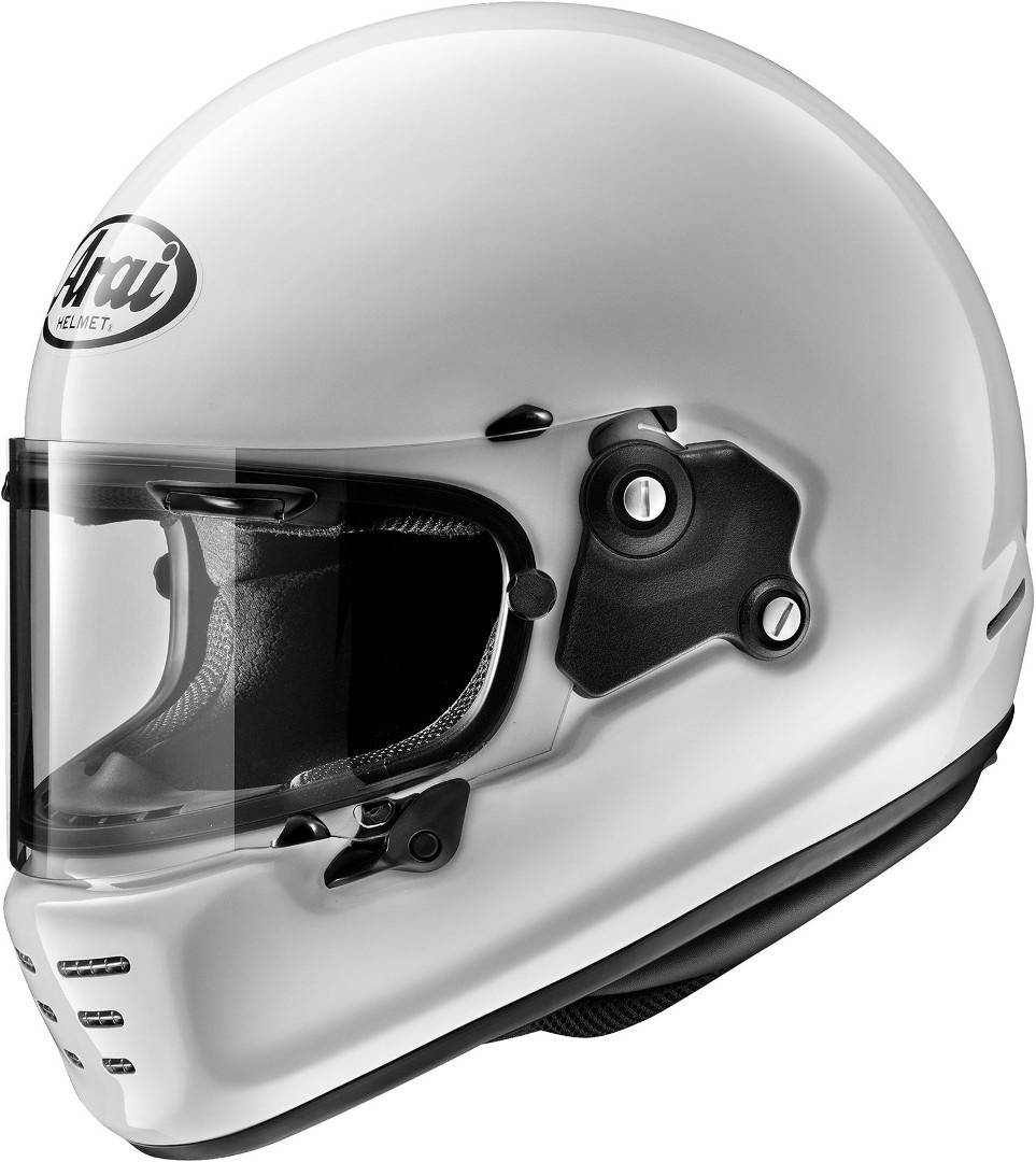 Arai Concept-X Solid Casque Blanc 2XL