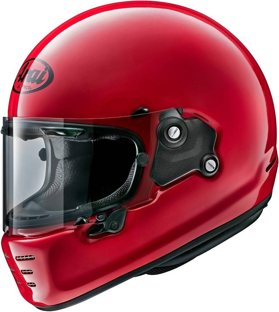 Arai Concept-X Solid Casque Rouge 2XL