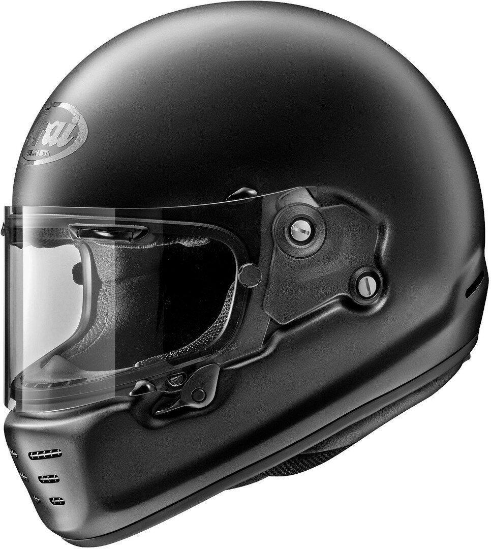 Arai Concept-X Solid Casque Noir 2XL