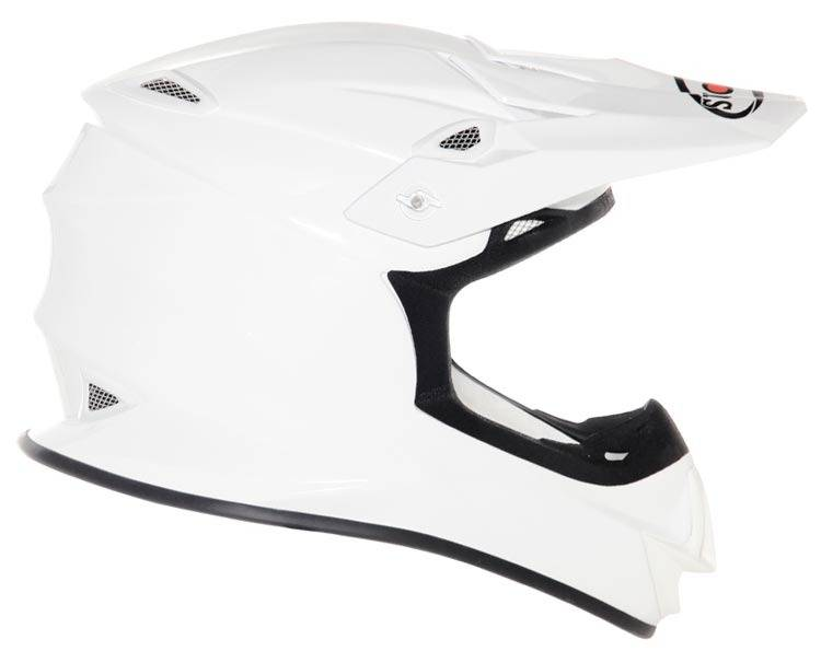 Suomy MR Jump Motocross casque blanc Blanc taille : 2XL
