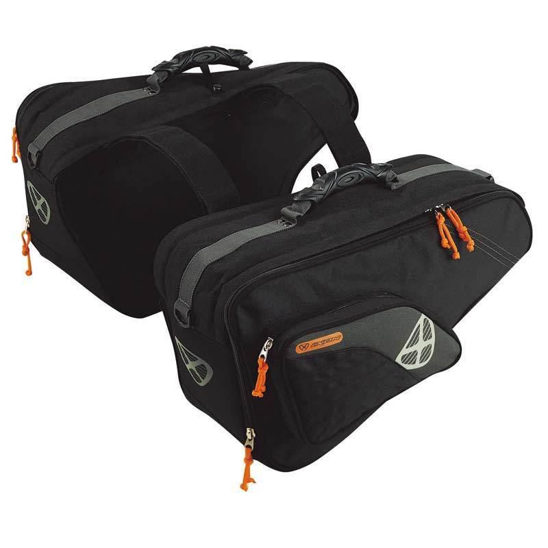 Ixon X-Comp Sacoches de selle Noir taille : 31-40l