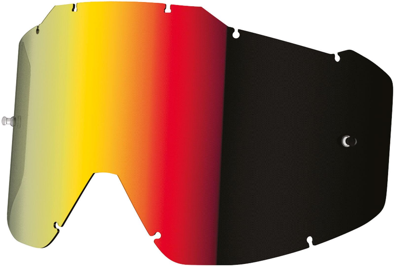 Shot Iris / Assault Antifog Lentille de remplacement Rouge taille :