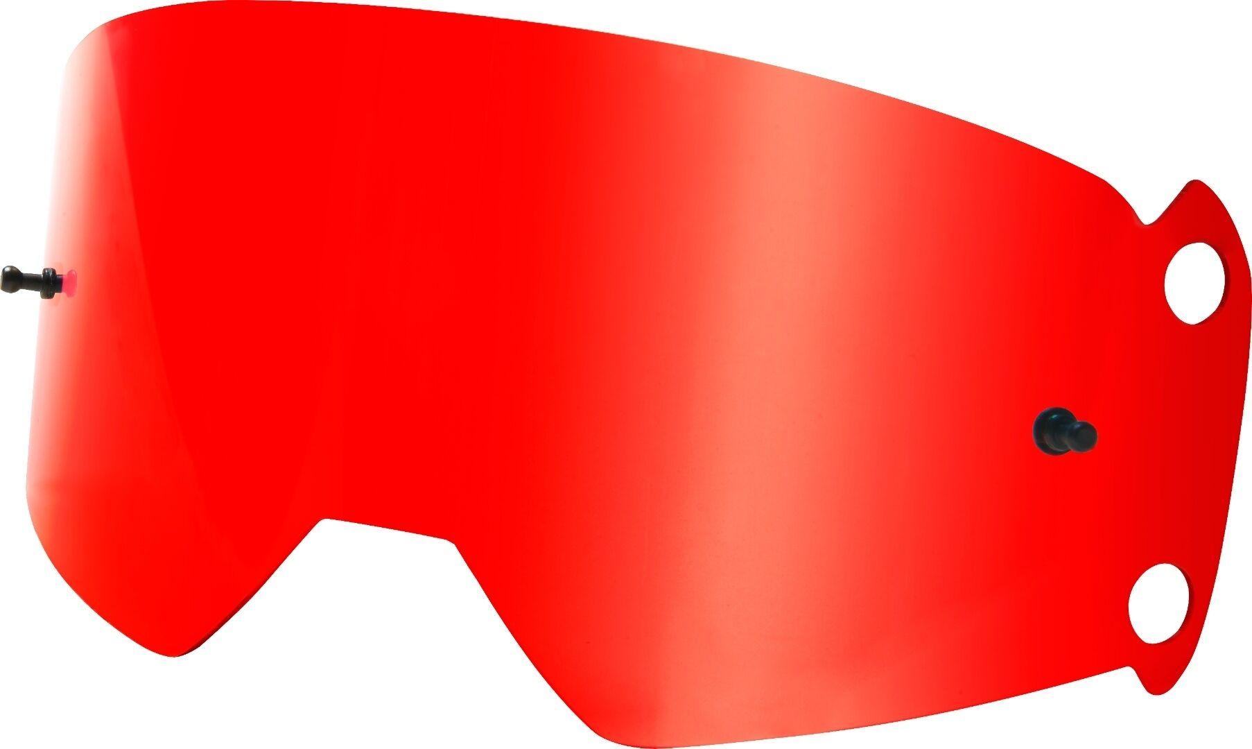FOX Vue SPK Lentille de remplacement Rouge taille : unique taille