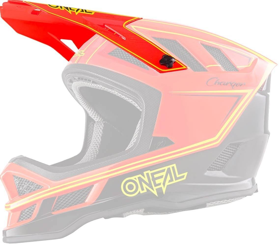 Oneal Blade Charger Casque Rouge taille : unique taille