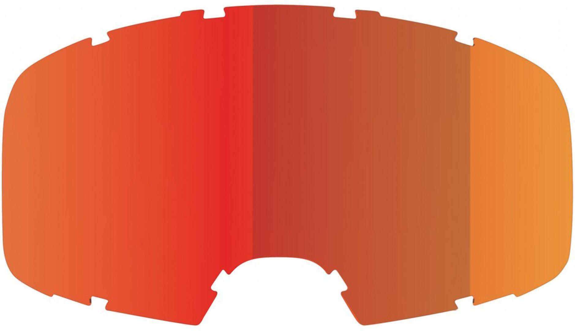IXS Single Lens Lentille de remplacement Rouge taille :