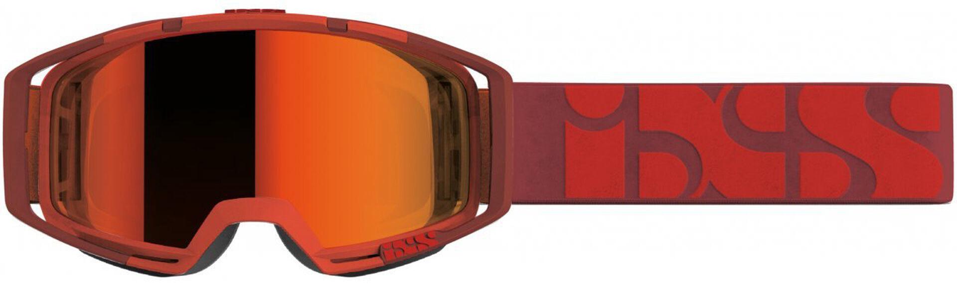 IXS Trigger Lunettes de Motocross Rouge taille : unique taille