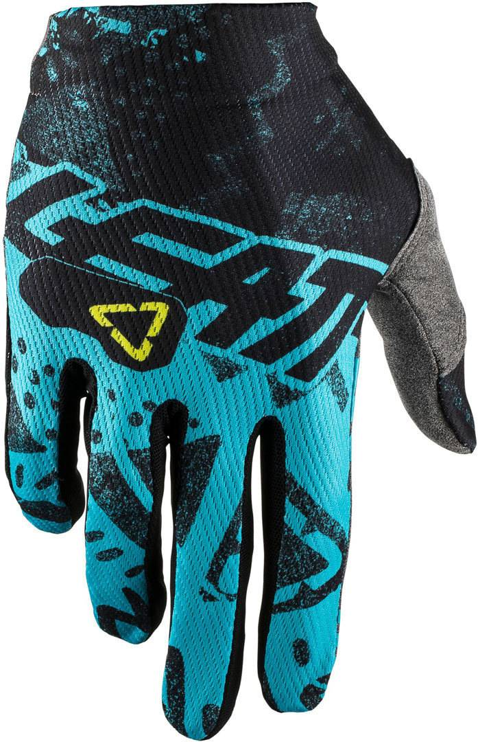 Leatt GPX 1.5 GripR Tech Gants de motocross Bleu taille : XL