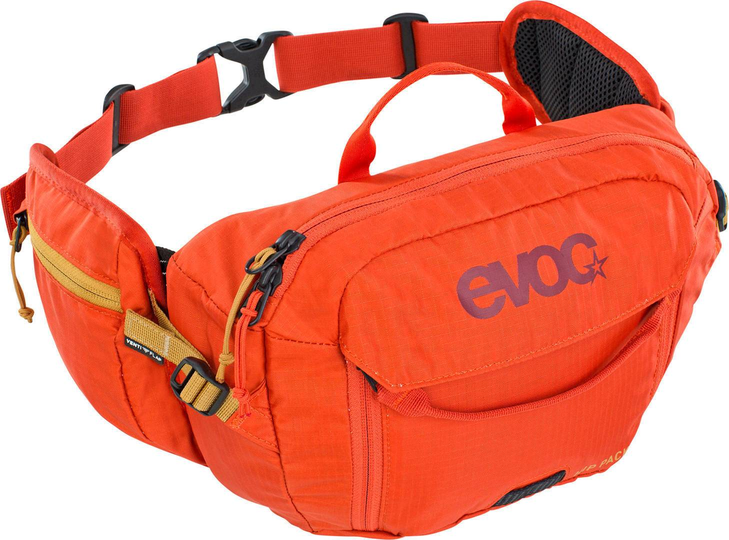 Evoc Hip Pack 3L Sac de hanche Orange taille : 0-5l