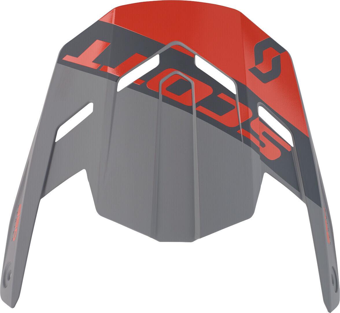 Scott 350 Evo Plus Dash Pic casque pour enfants Noir Gris Rouge taille : unique taille