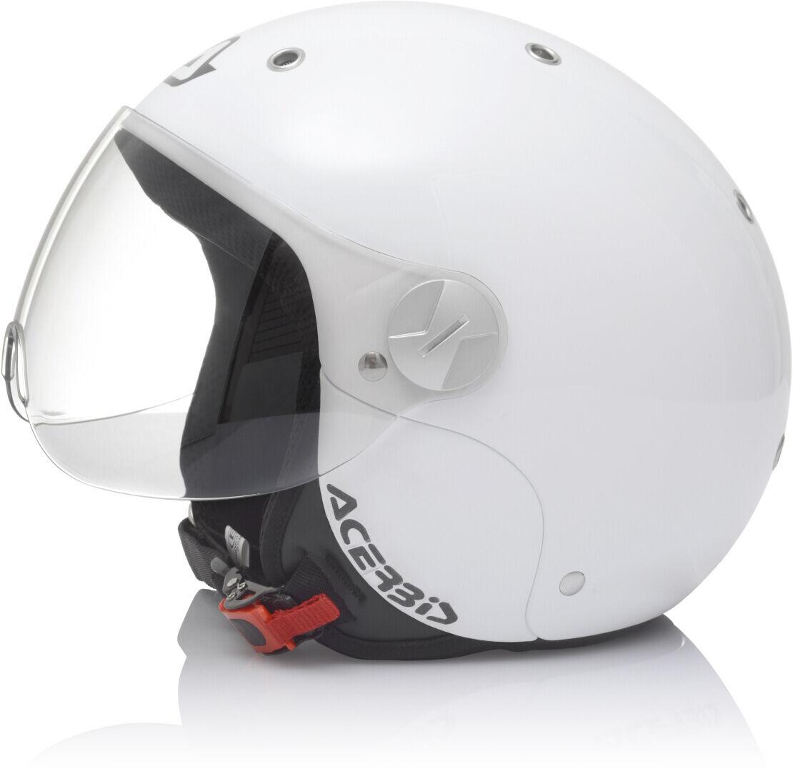 Acerbis Jet Bamby Casque pour enfants Blanc taille : M