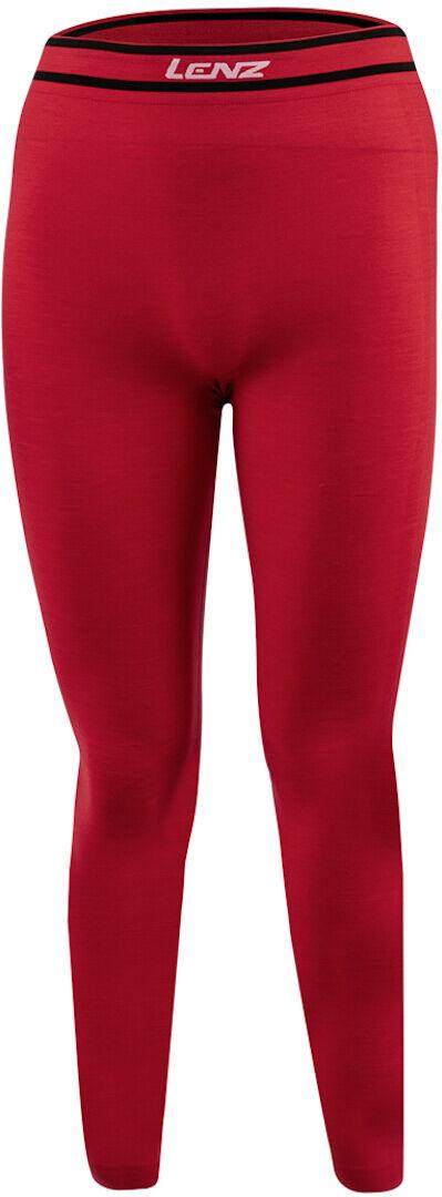 Lenz 6.0 Merino Pantalon fonctionnel Rouge taille : S