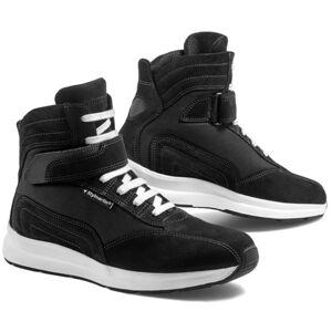 Stylmartin Audax Chaussures de moto Noir Blanc taille : 42 - Publicité