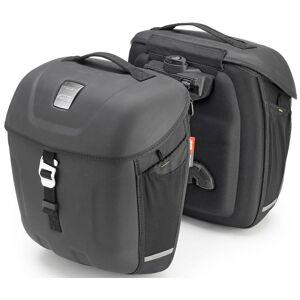 GIVI Metro-T Multilock Ensemble de sac de selle Noir taille : unique taille - Publicité