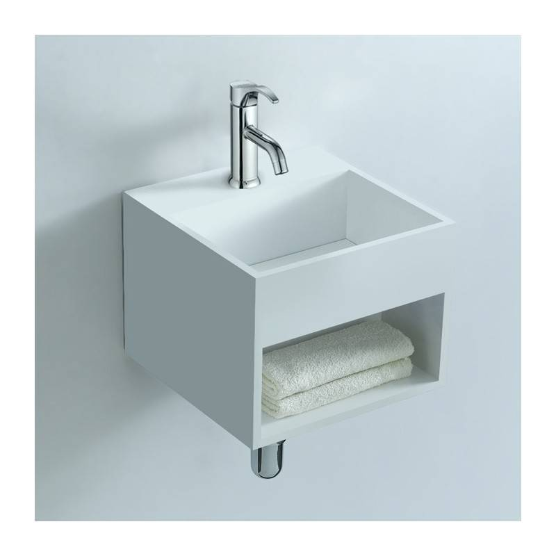 Distribain Lave main solid surface Réf : SDWD3835