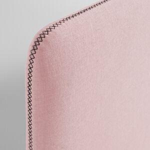 Kave Home - Tête de lit Dyla 108x76 cm rose - Publicité