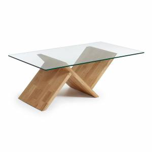 Kave Home - Table basse Waley 120 x 70 cm - Publicité