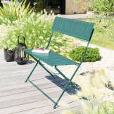 Hespéride Banc de jardin Nasca Vert yucca