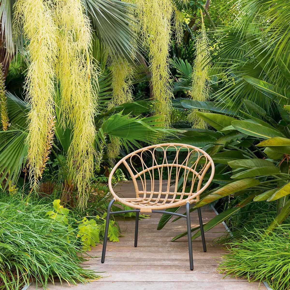 Hespéride Fauteuil de jardin empilable Siuti Sésame