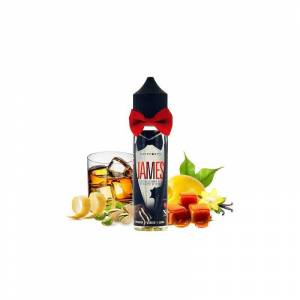 Swoke E-liquide James 50ml - Vape party- Genre : 40 - 70 ml - Publicité