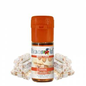 Flavour art Arôme Nougat Torrone - Flavour Art - Publicité