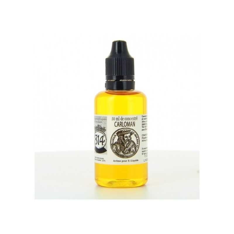 814 Arôme Carloman 50ML - 814- Genre : 40 - 70 ml