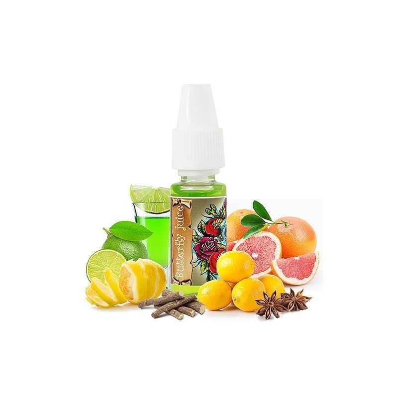 Ladybug juice Arôme Butterfly 10ml - LadyBug- Genre : 10 ml
