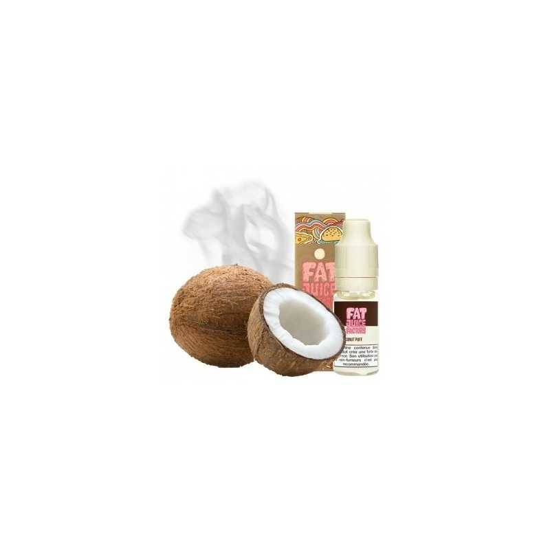 Fat Juice Factory Coconut puff - Fat juice factory- Genre : 10 ml