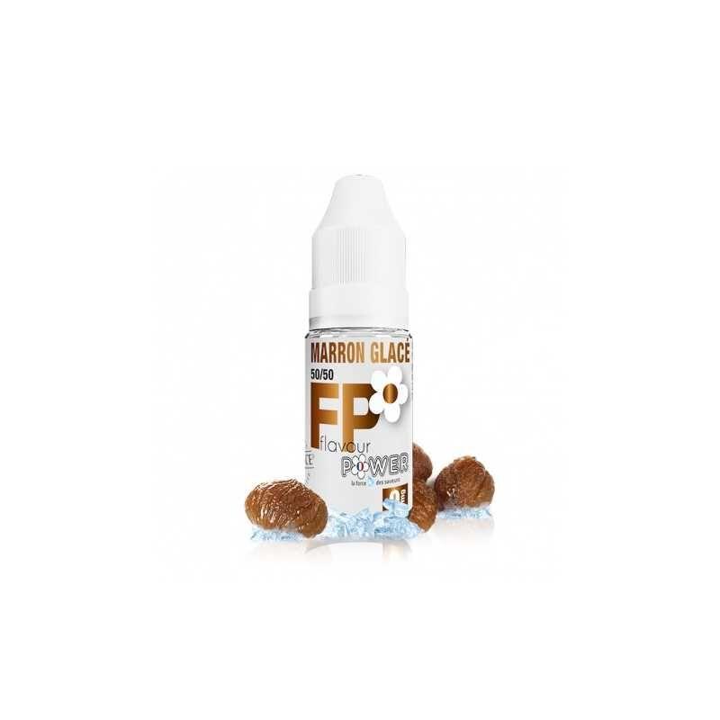 Flavour Power E-liquide Marron Glacé 50/50 - Flavour Power- Genre : 10 ml