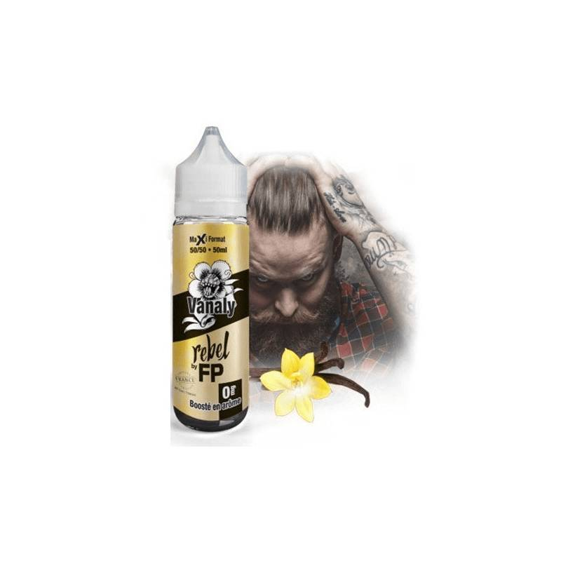 Flavour Power Vanaly 50ml - Rebel by FP- Genre : 40 - 70 ml