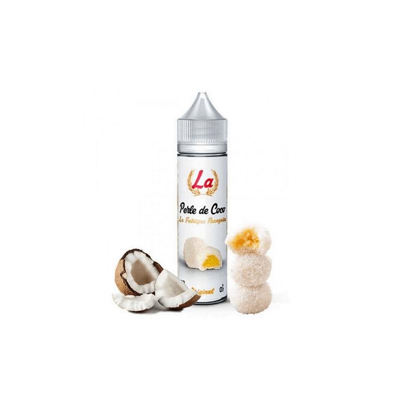 La fabrique Française Perle de coco 50ml - La fabrique Française- Genre : 50 ml- Genre : 50 ml